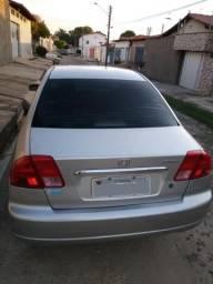 Honda Civic 2002 1.7 Automático - 2002