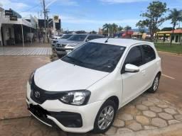 ETIOS Hatch 1.5 X Plus - 2018