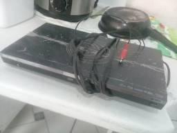Dvd player com defeito