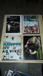 DVDs R$ 10 CADA