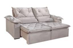 Sofa Retrátil Reclinável Ágatha 2,00 m SW26