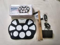 Bateria eletrônica portátil NOVA