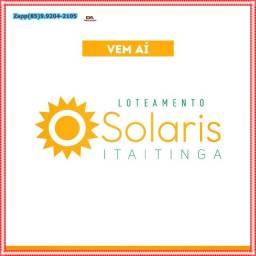 Loteamento Solaris em Itaitinga=Liberado para construir=%@%