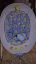 Cadeirinha Vibratória de bebê