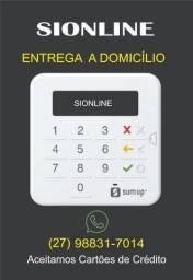 Máquina de Cartão de Credito com Promoção