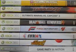 Jogos Xbox 360 - Seminovos (Originais) - Preços na descrição