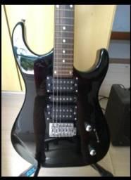 Título do anúncio: Guitarra soloist groovin