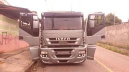 Iveco Stralis 380- 2008 - 4x2 - Batido
