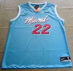Camiseta NBA Miami Heat #22 Butler! Nova e na etiqueta!