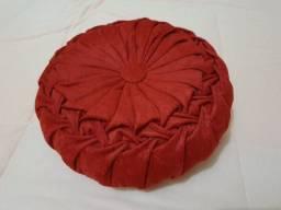 Almofadas artesanal enchimento de fibra de silicone