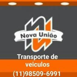 Nova União Transporte de veiculos para todo Brasil