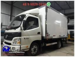 Bau refrigerado toco truck bi truck sob medida Mathias implementos