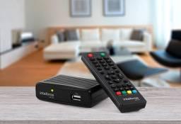Gravador E Conversor Digital Para Tv Hdmi Controle Intelbras