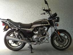 CB 400 Tucunaré - 84 - Preta/cinza