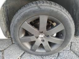 Jogo de roda 16 pneus zeros troco em 18 ou 19