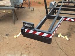 Reboques para canoa direto da fabrica