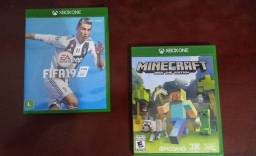 Jogos Xbox One Original - Vendo ou troco