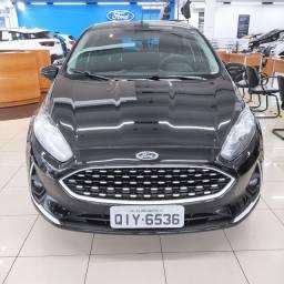 New Fiesta 1.6 2018 unico dono