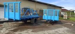 caçanba agrícola 10 ton!!!
