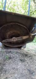 Cortador de grama trapp MC-80g a gasolina