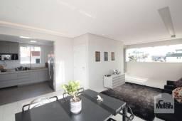 Apartamento à venda com 3 dormitórios em Castelo, Belo horizonte cod:320517