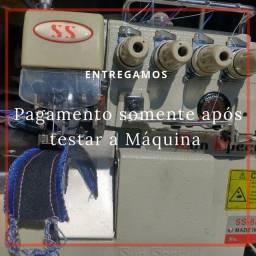 Interloque máquina de Costura e Overloques