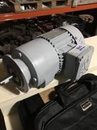 Motoredutor flangeado