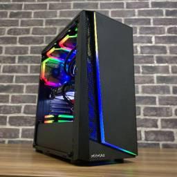 Pc Gamer Ryzen 5 3500 com Rx 570