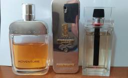 Perfumes importados usados