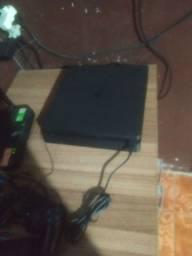 Título do anúncio: PS4 slin 500gb