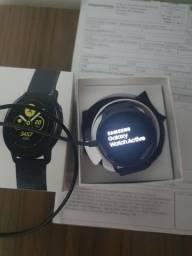 Samsung Galaxy Watch Active na garantia e Nota Fiscal