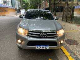 Toyota Hilux diesel ano 2017