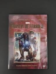 Título do anúncio: DVD Homem de Ferro 3 - Edição especial