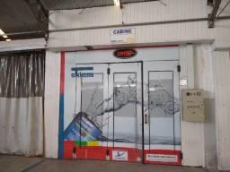 cabine de pintura automotiva r$ 26.000