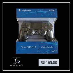 Título do anúncio: CONTROLE PS4 - NOVO