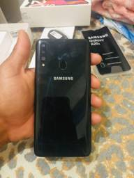 Vendo Samsung Galaxy A20s 32GB em perfeito estado
