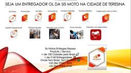 Título do anúncio: VAGAS DISPONIVEIS PARA ENTREGA DE DELIVERY PARA MOTO E CARRO