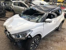 Nissan Kicks 2018 1.6 vendido em peças