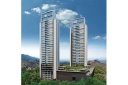 Apartamento à venda com 4 dormitórios em Vila da serra, Nova lima cod:254067