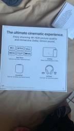 Apple TV última geração 64gb - lacrado
