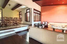 Casa à venda com 4 dormitórios em São josé, Belo horizonte cod:269029