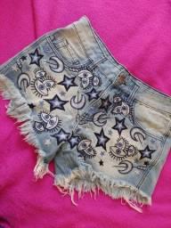 Título do anúncio: Blusinhas e Shorts feminino