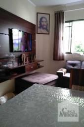 Apartamento à venda com 3 dormitórios em Santa mônica, Belo horizonte cod:275334