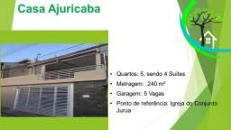 Título do anúncio: casa no ajuricaba - R$ 400 mil