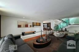 Casa à venda com 4 dormitórios em Castelo, Belo horizonte cod:321071