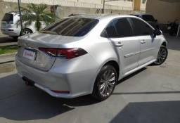 Corolla Xei 2.0 aut 2020 baixo km / Entrada + R$ 1.999,00