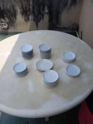 Pratinhos de porcelana!