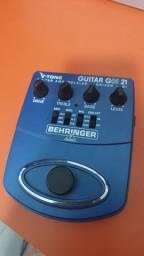 Pedal guitarra Behringer GDI 21