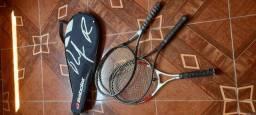 3 raquetes profissionais