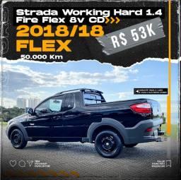 Strada Working Hard 1.4 Fire Flex 8v CD